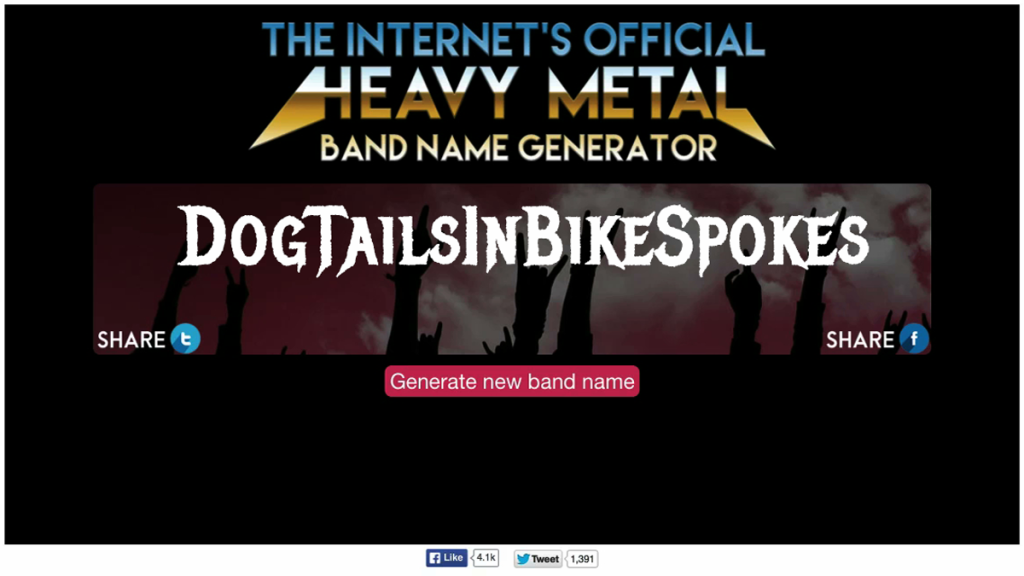 """Dog Tails in Bike Spokes"" band for my Still True Friend  @cogdog"